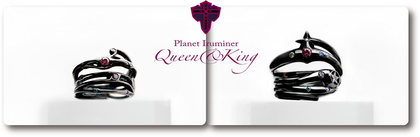 Planet Illumina Queen&King