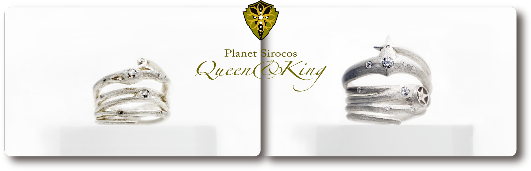 Planet Sirocos Queen&King