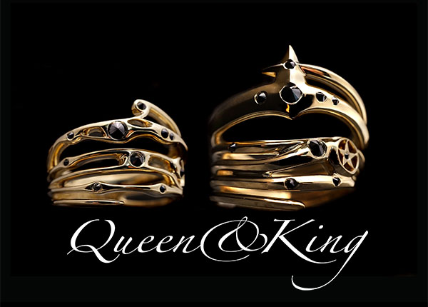 QUEEN&KING